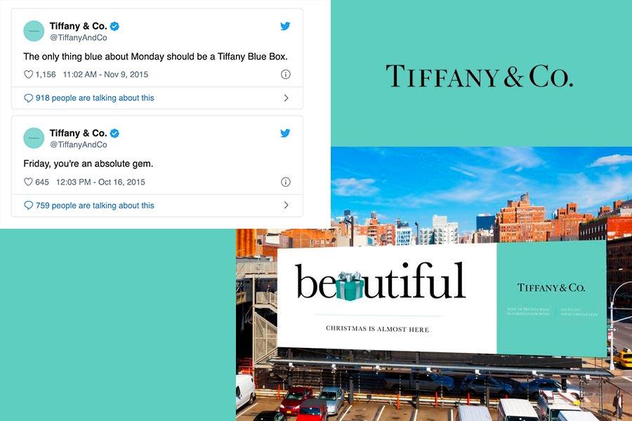 Tiffany brand voice