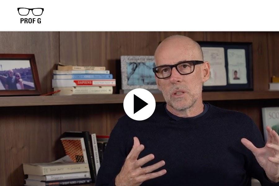 Strategy Sprint by Scott Galloway