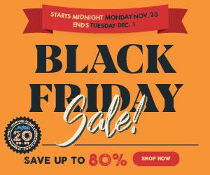 MyFonts Black Friday Sale for Designers.
