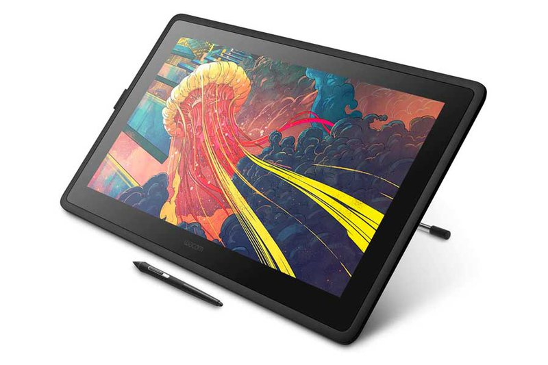 Wacom Cintiq 22 is the best tablet overall for any graphic designer.
