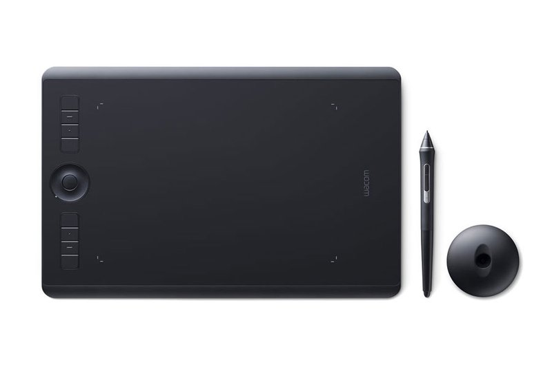Wacom Intuos Pro (PTH660)—A solid, good pen tablet for any type of graphic design work.
