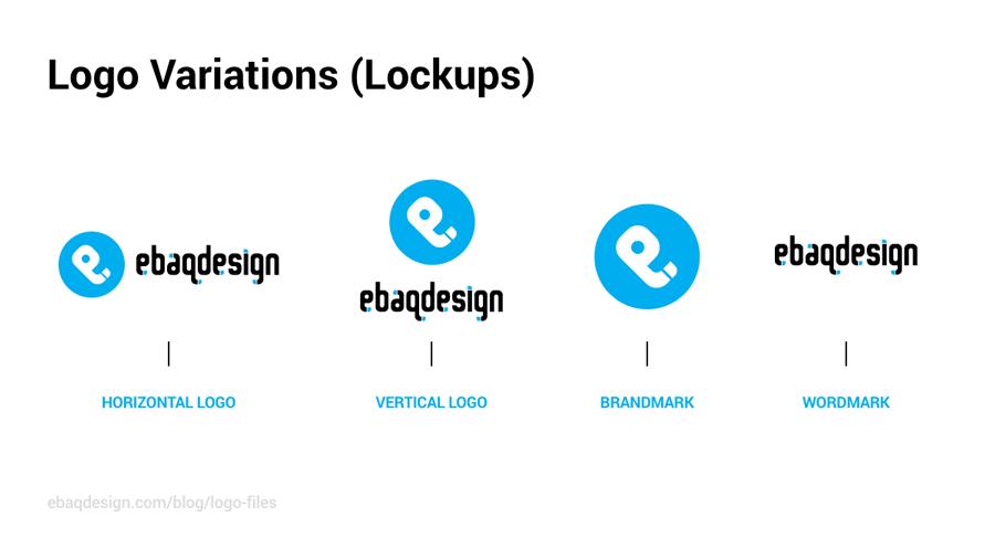 Logo Files—Logo Variations (Lockups)