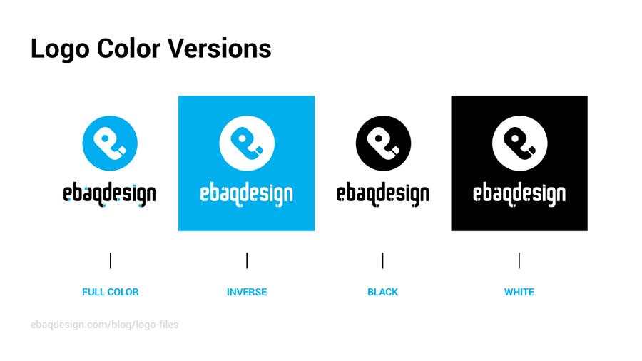 Logo Color Versions