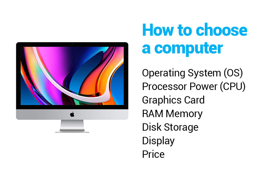 How to choose the best computer for graphic design