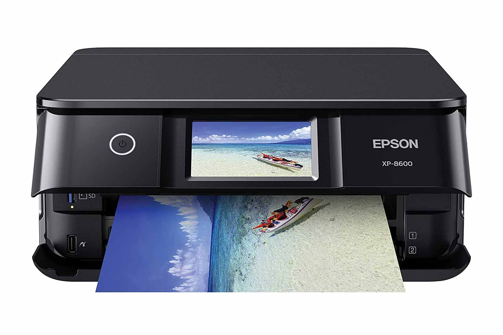 Epson XP-8600 - Most compact printer for graphic designers