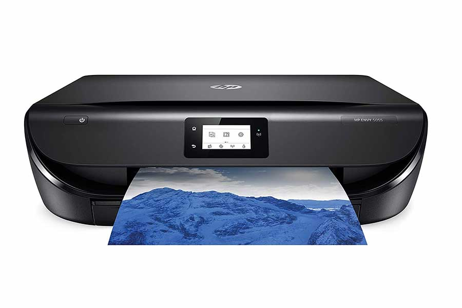 HP ENVY 5055 - Most budget-friendly printer for graphic designers
