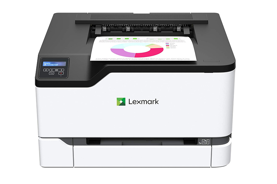 Lexmark C3326dw - For graphic designers with mall-sized businesses