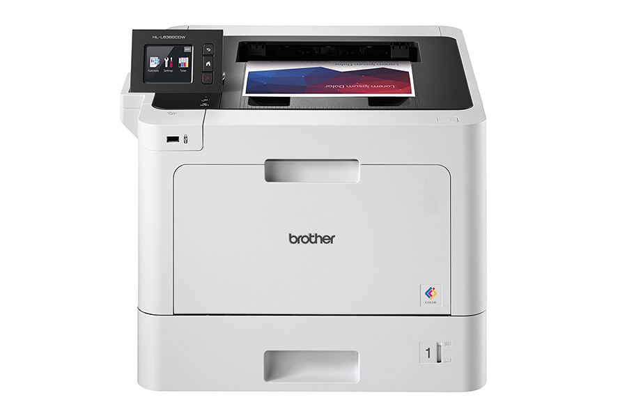 Brother HL-L8360CDW - Best laser printer for graphic designers