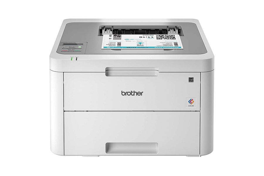 Brother HL-L3210CW - Best printer for graphic designers with medium-sized businesses