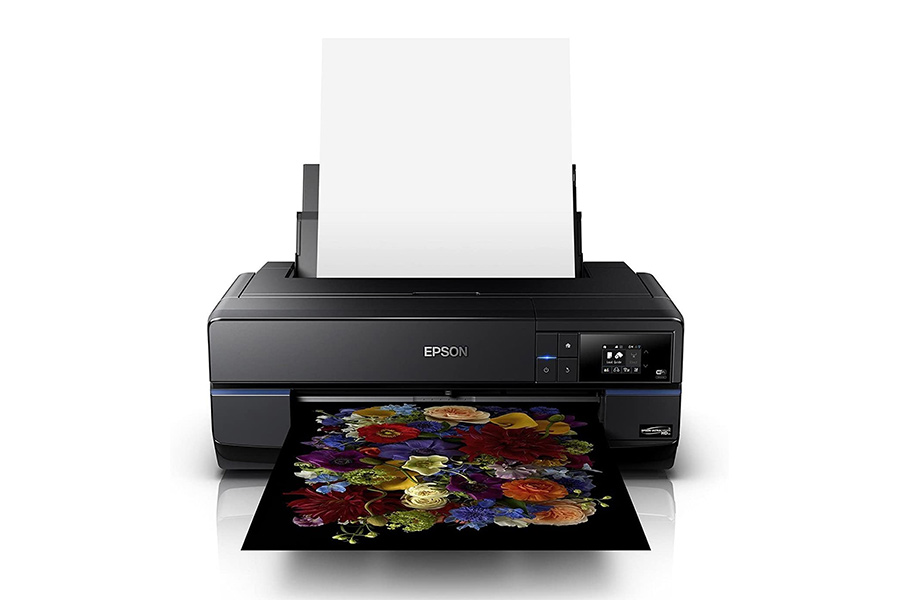 Epson SureColor P800 - Most versatile printer for graphic designers