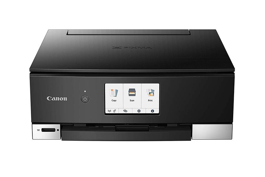Canon PIXMA TS8320 - Best inkjet printer for graphic designers