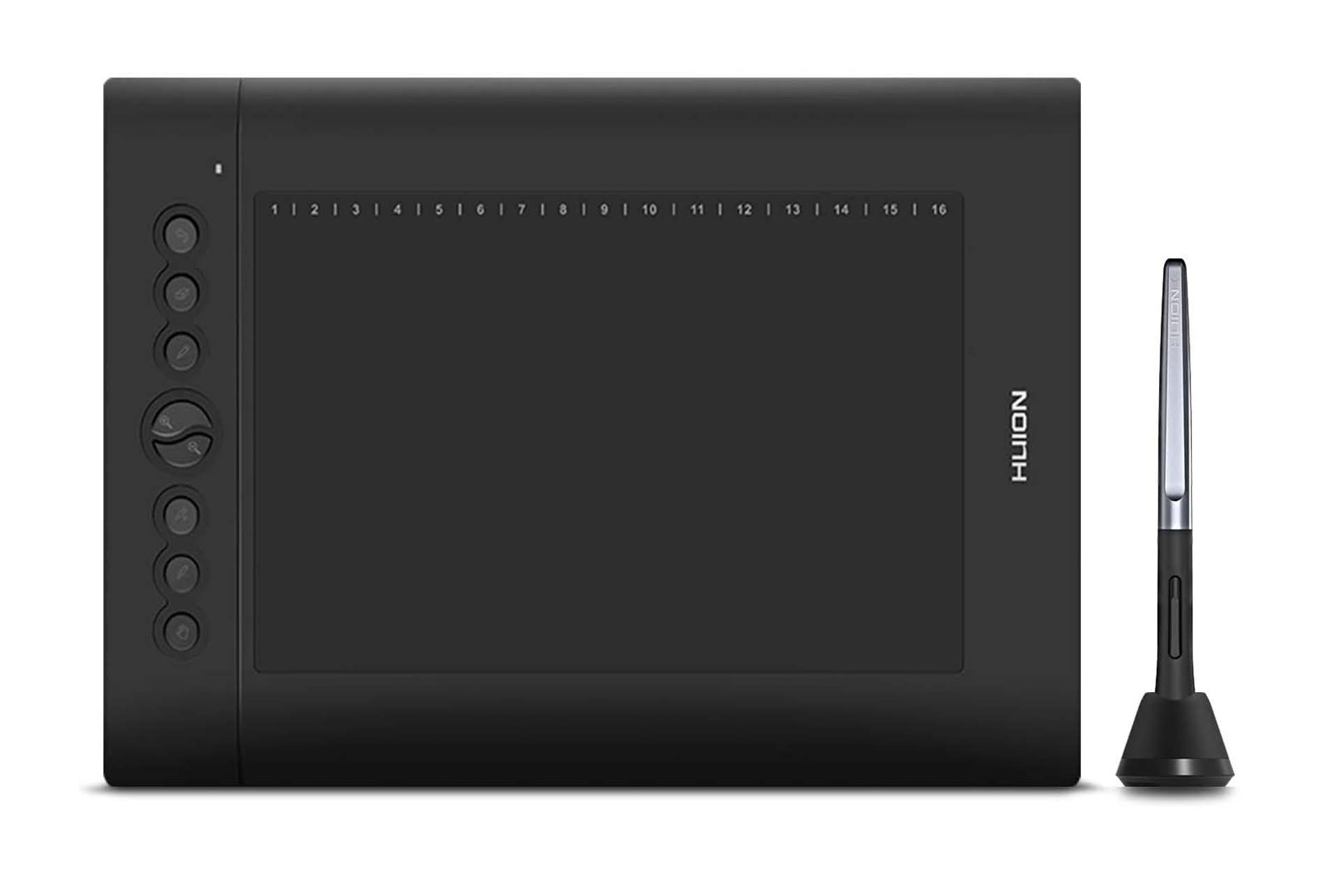 Huion H61PRO V2 - Best tablet for beginners