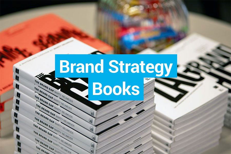 Top Brand Strategy Books