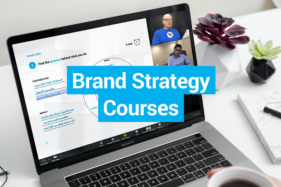 Top Brand Strategy Courses