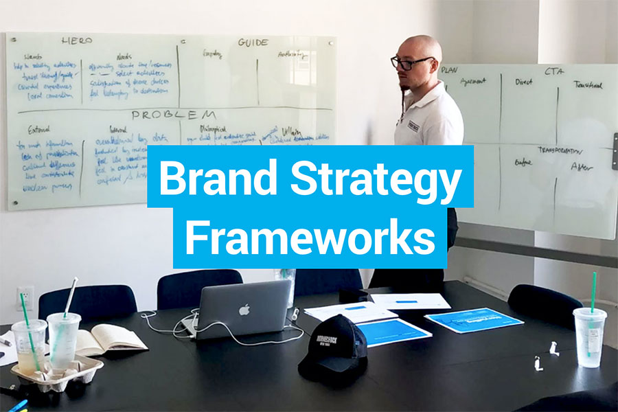 Top Brand Strategy Frameworks