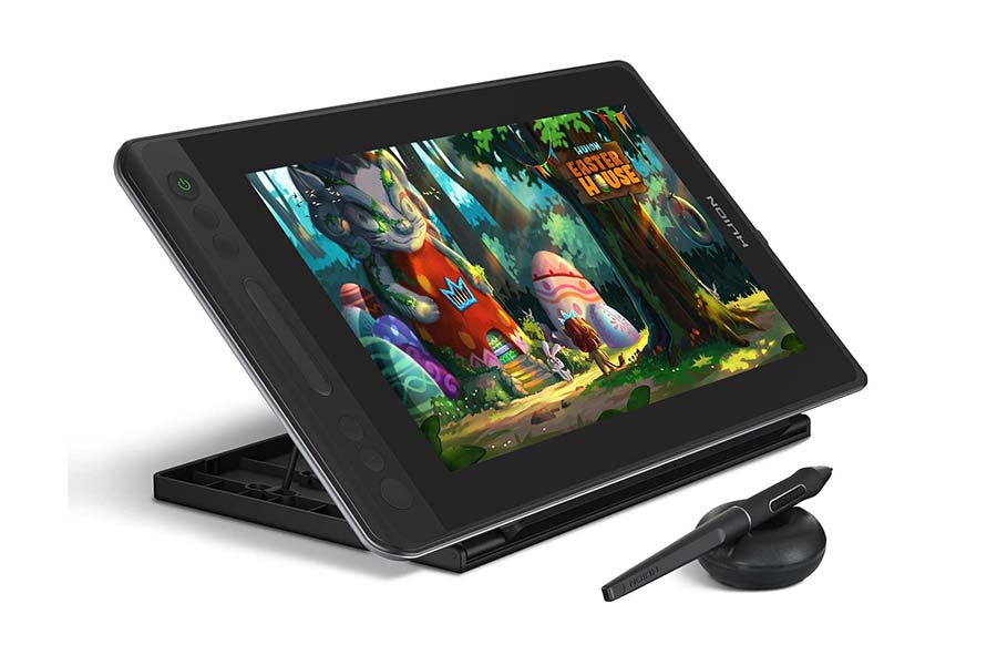 Huion Kamvas Pro 13 - Most compact tablet for graphic designers