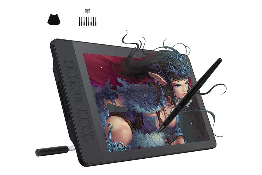 GAOMON PD1560 - Best alternative tablet for graphic designers