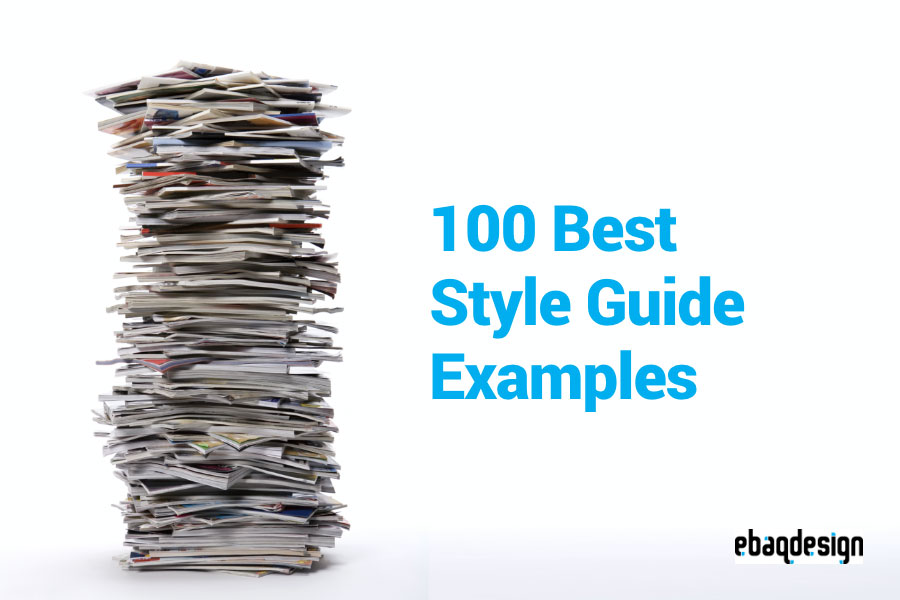 100 Best  Style Guide  Examples