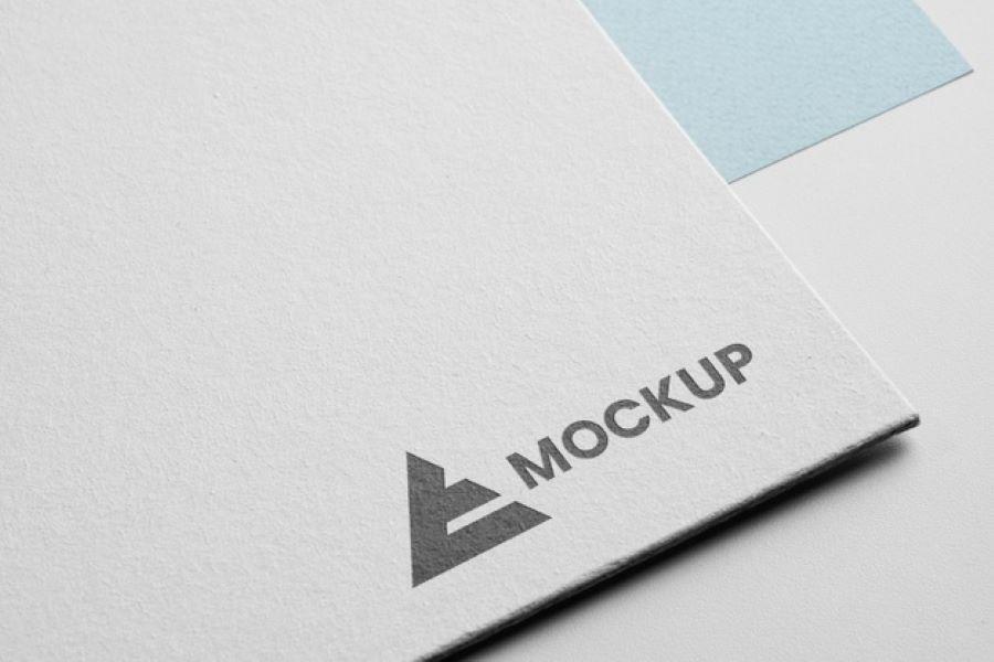 logo branding mockups