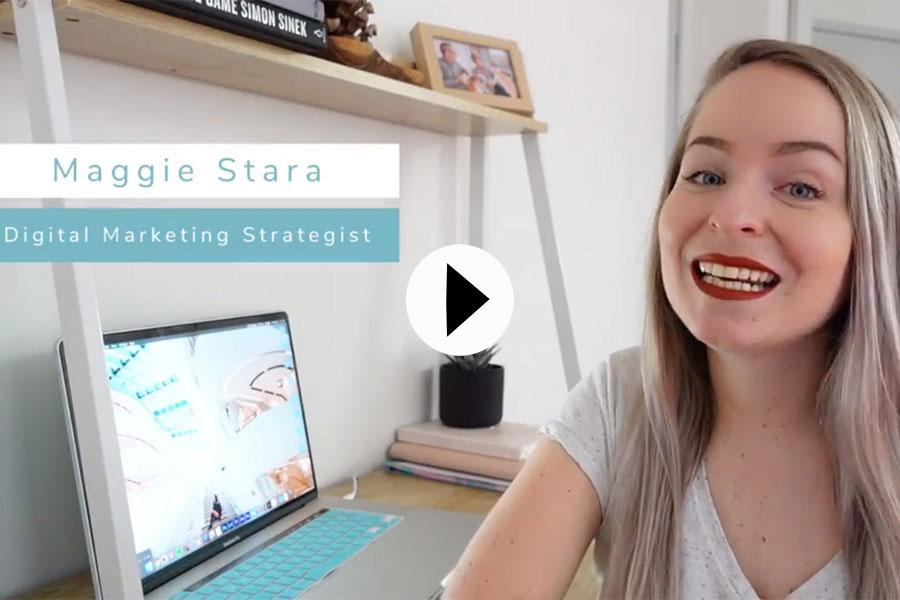 Digital Marketing Strategy—marketing strategy course.