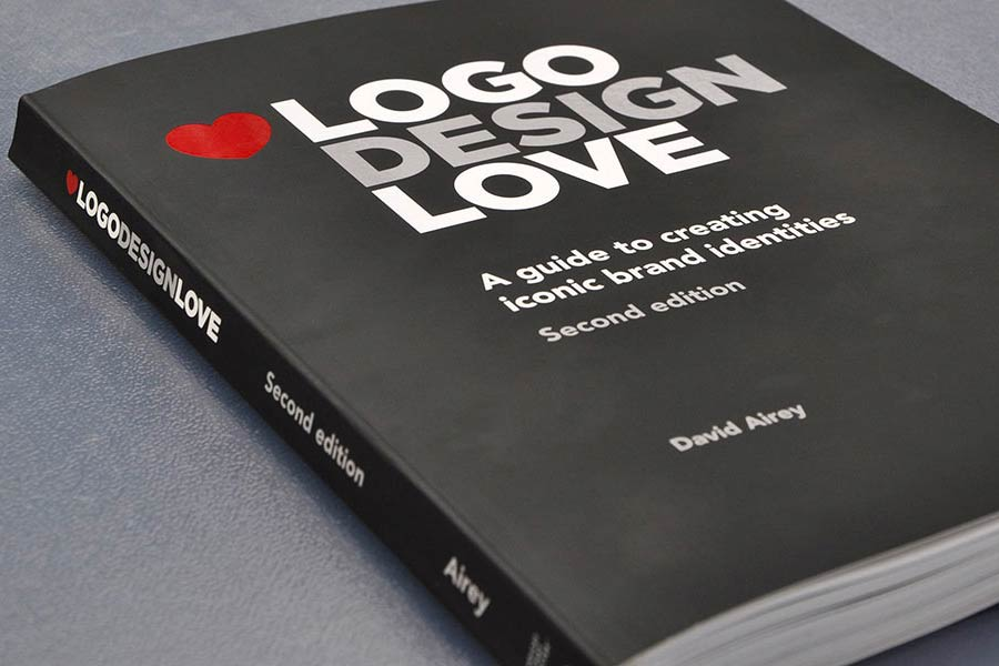 Logo Design Love—A must-have book to learn professional logo design.