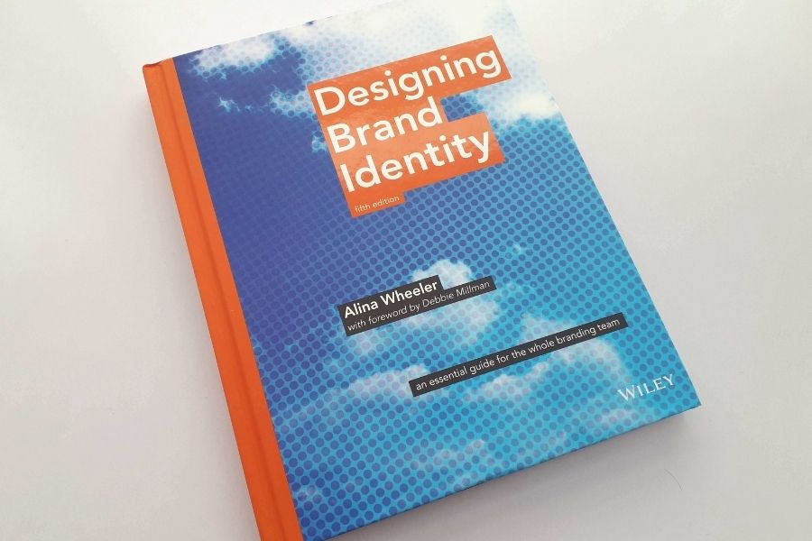 Designing Brand Identity—A comprehensive, but easy-to-use guide for brand identity designers.