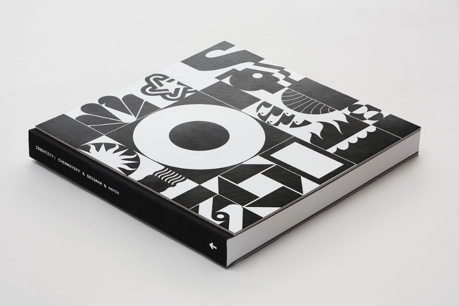 Identity—This book is like taking a masterclass in logo & identity design.