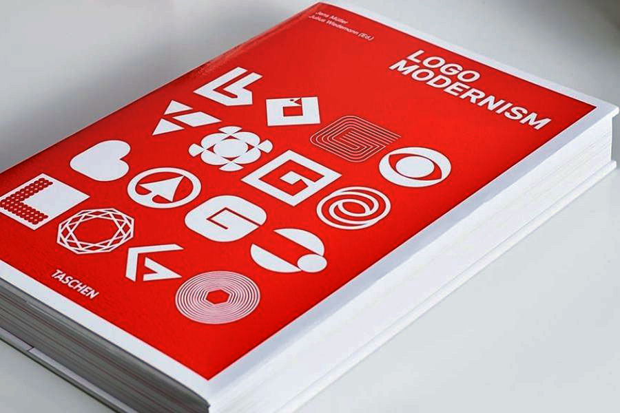 Logo Modernism—A book about how modernism influenced the way corporations use branding.