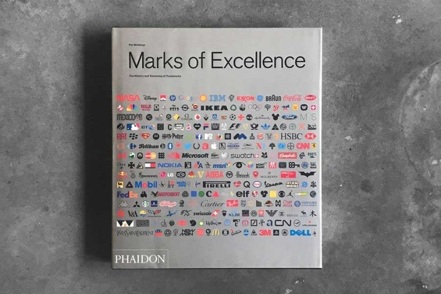 Marks of Excellence—A great book to learn about the history of some of the most iconic trademarks.