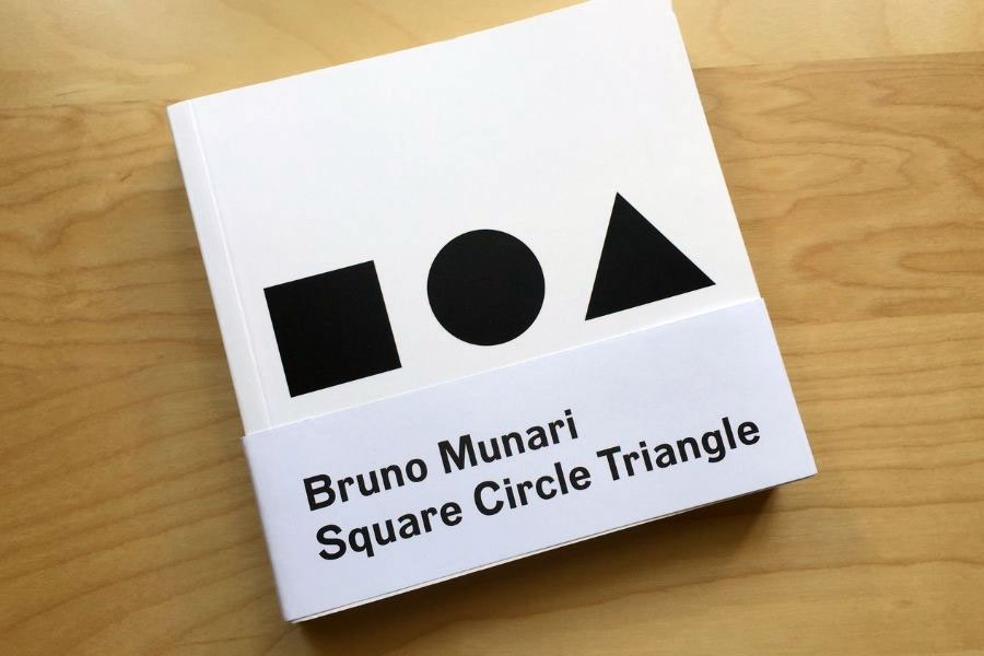 Square, Circle, Triangle—An exploration of how basic shapes can influence logo design.