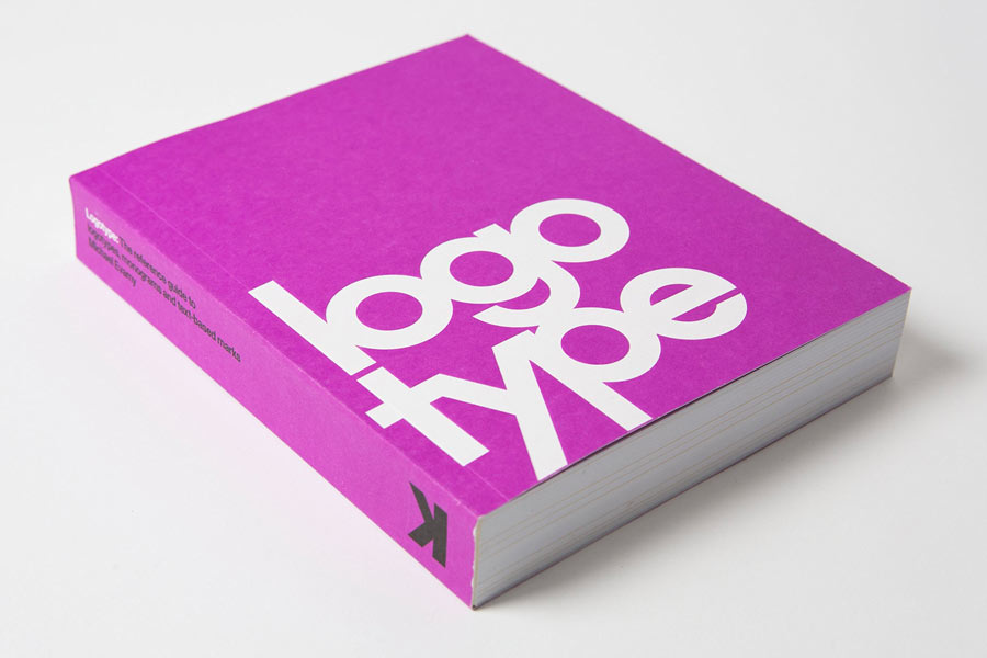 Logotype—A mini (pocket-size) branding reference for designers and design students.