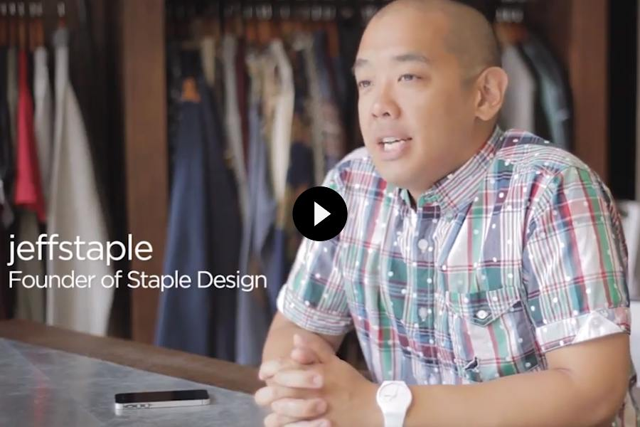 The Staples of Branding by Jeff Staple—This program is ideal for creatives in fashion industry.