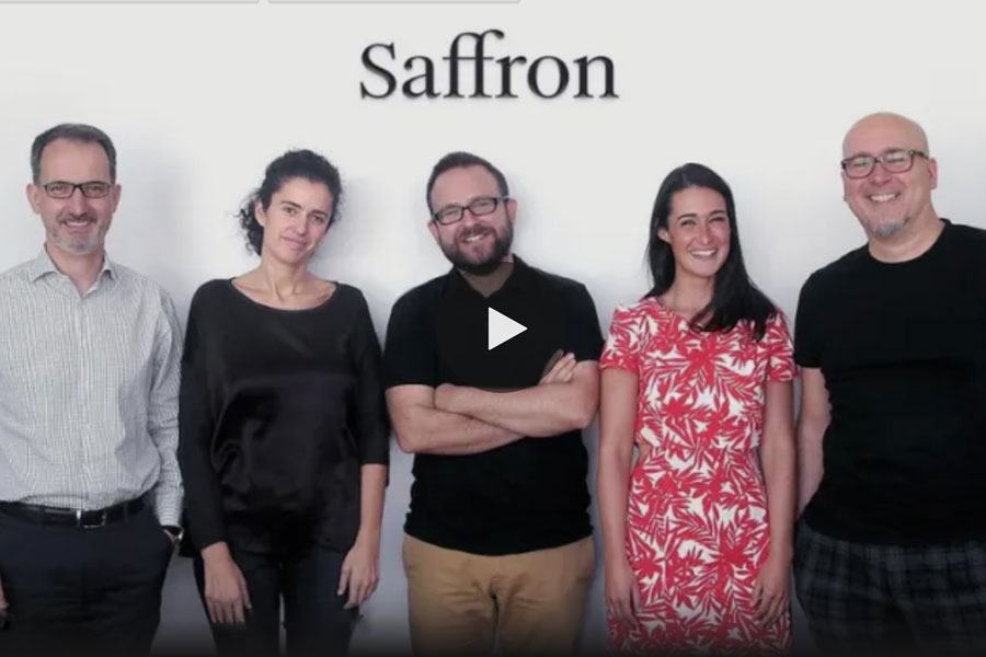 Branding and Identity by Saffron—Learn how to define brands: from strategy to design.