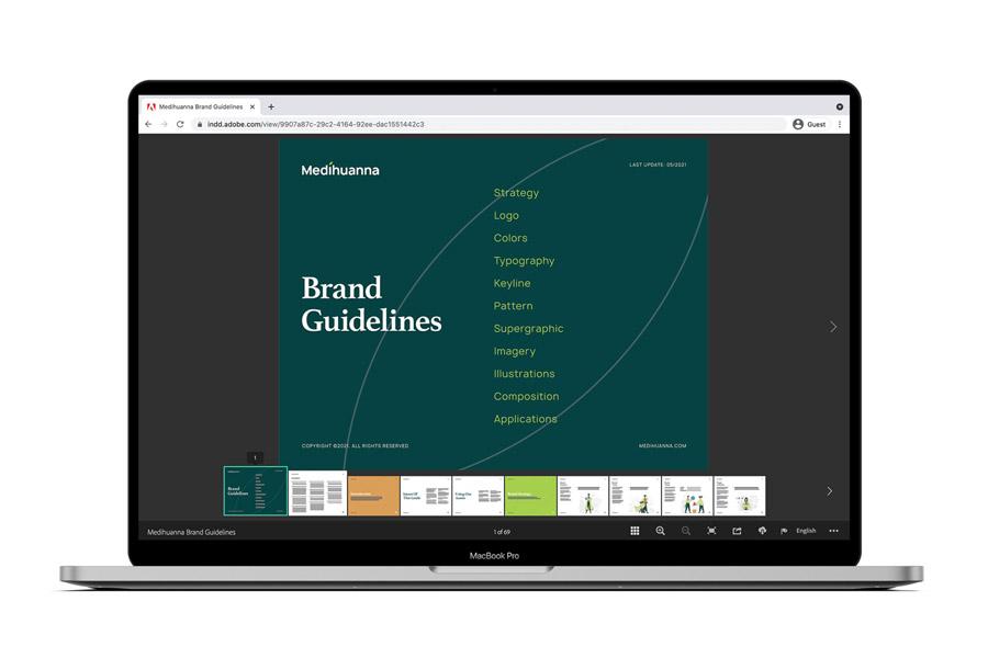Logo Design Process—Brand Guidelines.