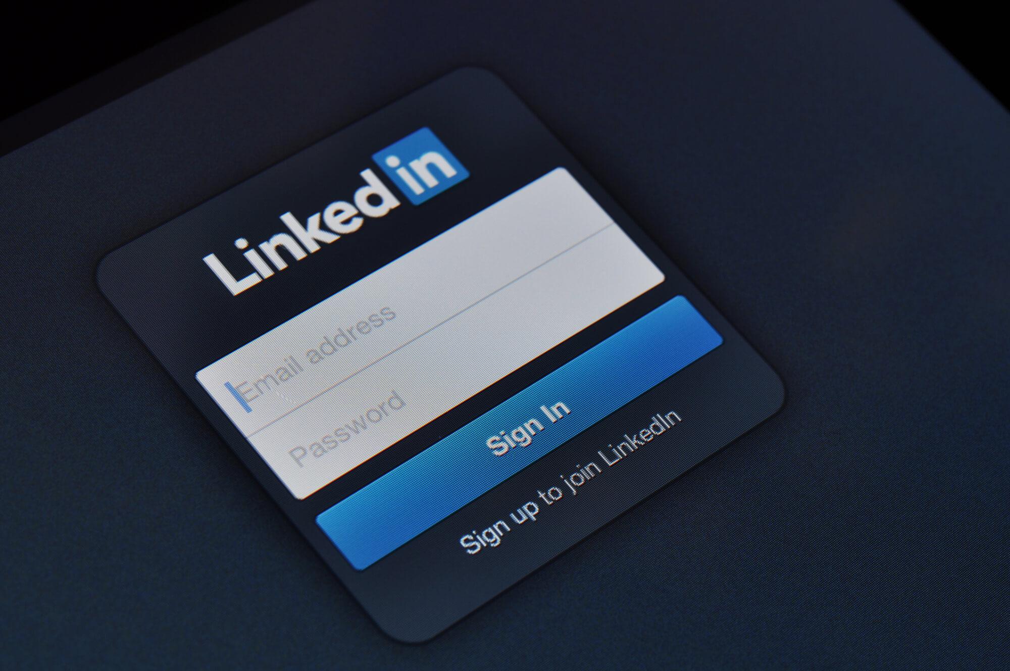 LinkedIn Social Media Management