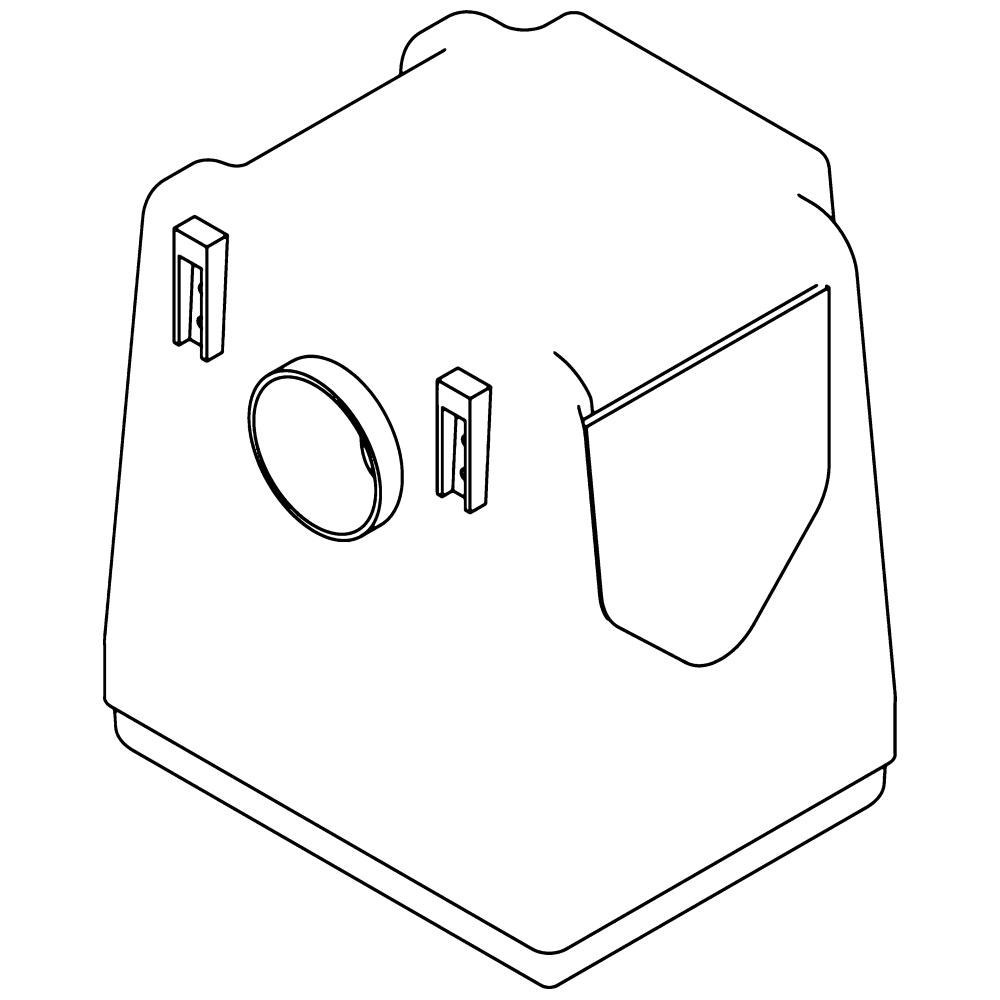 HG2 Halogenerator line diagram