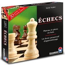 Echecs Série Noire