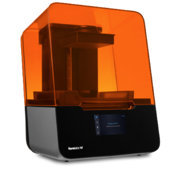 Photo of Form 3 SLA resin printer