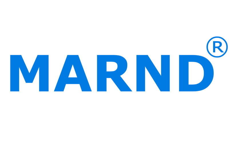 MARND word mark on a blank background