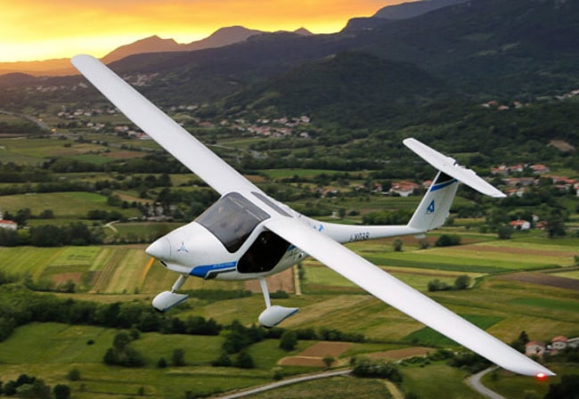 Alpa Electro the first production electric aircraft
