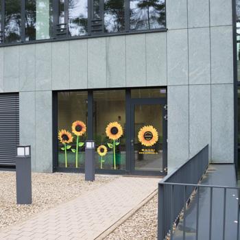 sunflower montessori crèche findel eagle building  luxembourg