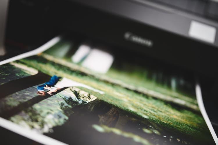 Bruidsfotografie print voorbeeld