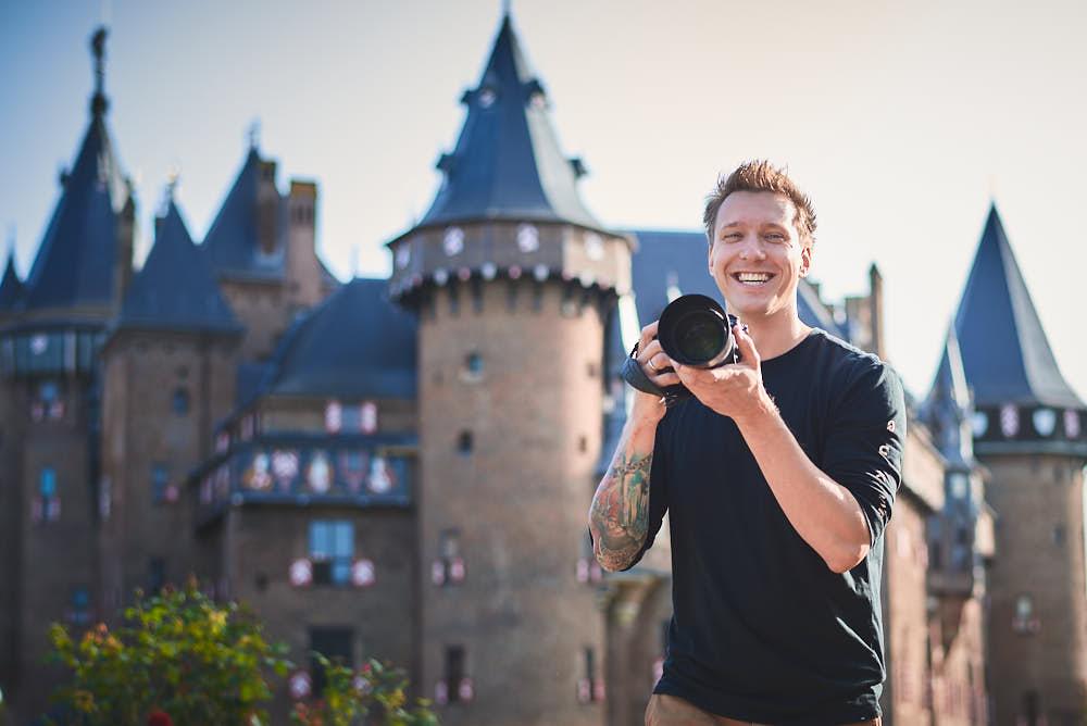 Trouwfotograaf Bart Rondeel