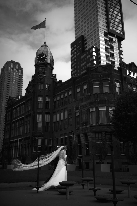rotterdam trouwportret hotel new york