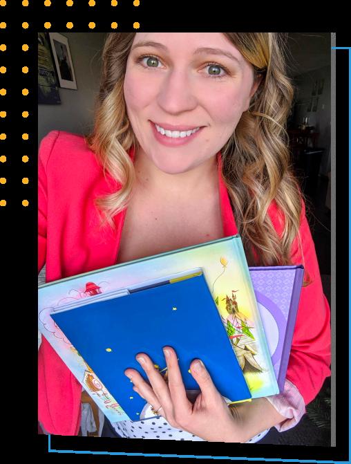 Children's Book Author Brooke Van Sickle