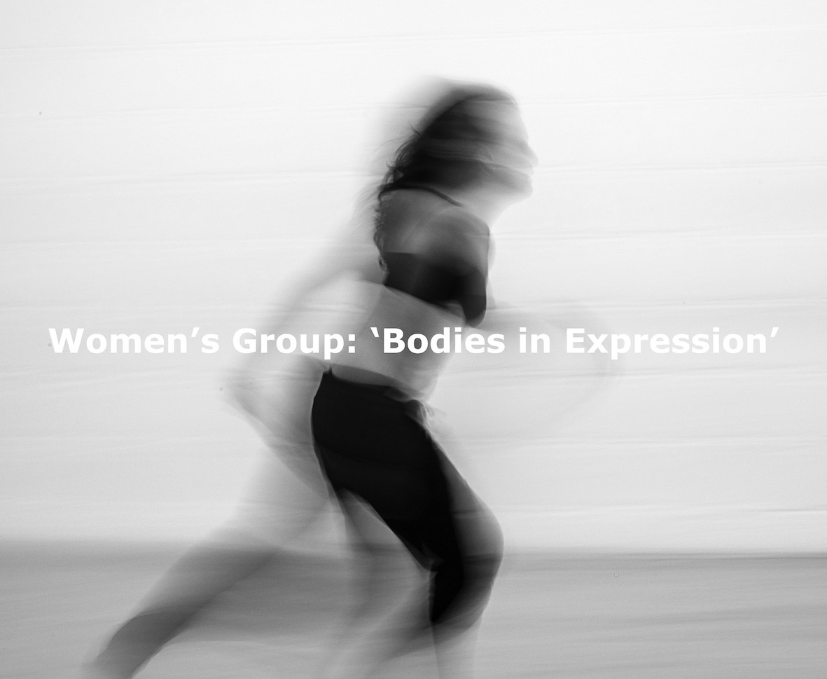 """Bodies in Expression – Art-Therapy Women's group"""