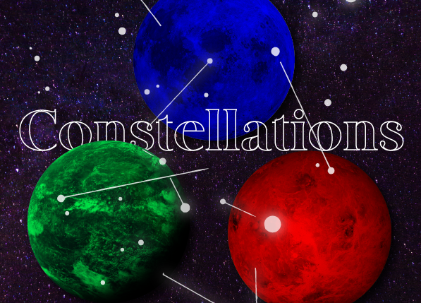 CONSTELLATIONS 1, 2 and 3