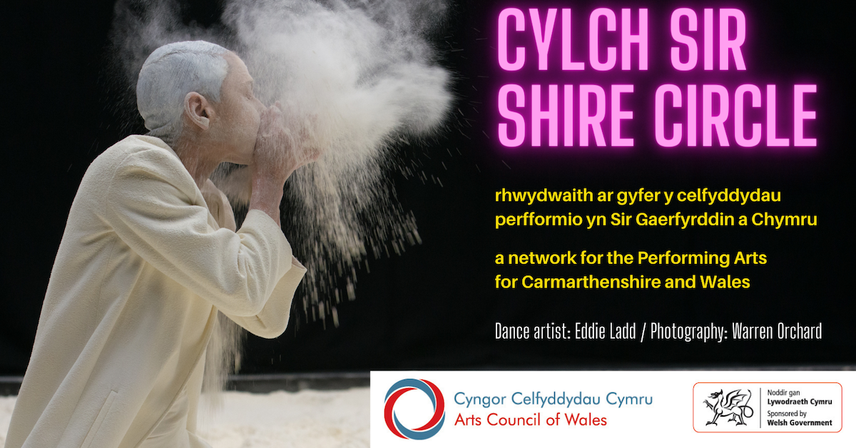 Cylch Sir - Shire Circle with Eddie Ladd