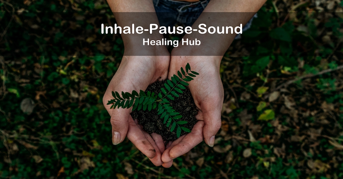 Healing Hub - Inhale-Pause-Sound with Dylan Bolles - Jon Petter - Will Crawford