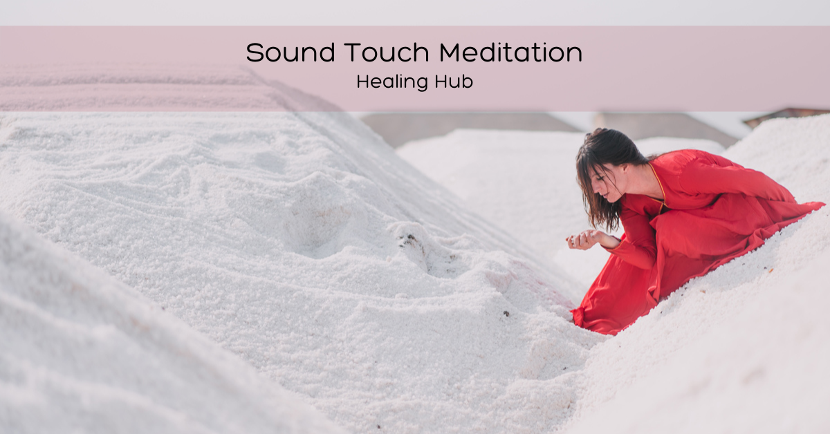 Healing through Sound-Touch-Meditation with Vanessa Godoy - Manuela Benini - Alice Motta